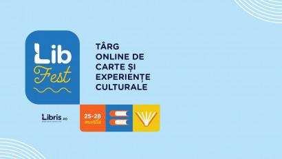 Libris.ro organizează târgul online de carte LibFest 2021. Peste 1 milion de volume și reduceri de până la 80%, în 100 de ore de târg online de carte