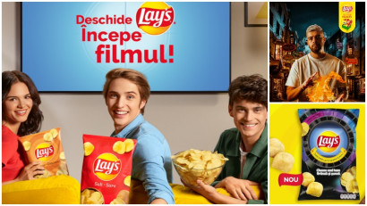 [Snacking Zone] Deschide Lay's. Începe filmul! Campanie Blockbuster cu premii pe minut