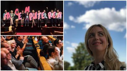 """Silvia Boeriu: Daca la inceput, organizatiile erau protagonistii Galei, incet, cetatenii """"neoengisti"""" au inceput sa devina din ce în ce mai vizibili pe scena participarii publice"""