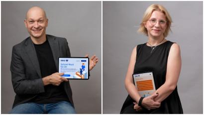 Gabi Bartic & Dragoș Iliescu: Povestea Brio a început din îngrijorarea unui părinte care trăiește în România și vede ce se întâmplă în jurul său