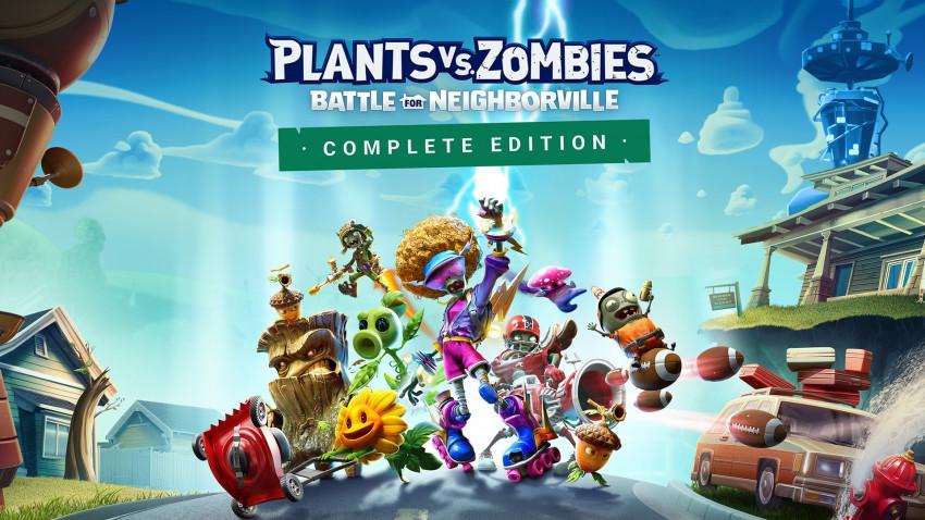 EA anunță lansarea Plants vs. Zombies: Battle for Neighborville Complete Edition pe consola Nintendo Switch