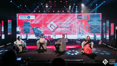 Peste 50 de profesioniști din industria muzicală și 9 concerte la Romanian Music Export online