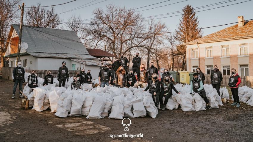 500 de familii defavorizate din județul Iași, sprijinite deRocanotherworldși Kaufland România