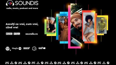 A.G. Radio Holding anunță lansarea platformei digitale SOUNDIS