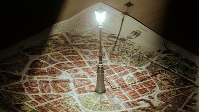 Fornetti - Primul oras, din Europa, cu strazi iluminate electric