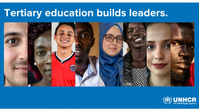 CTP va finanța 70 de burse pentru tinerii refugiați în cadrul unui nou parteneriat cu Agenţia ONU pentru Refugiaţi