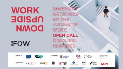 Work Upside Down: apel deschis pentru proiecte artistice interactive care explorează viitorul muncii