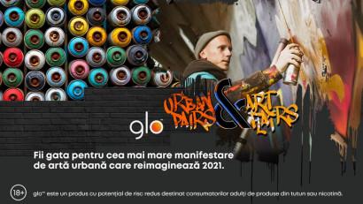 Noul loc de întâlnire al artelor & creatorilor de conținut. Urban Pairs & Art Flairs,un proiectglo, Art Safari și Sneaker Industry