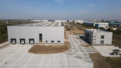 Peste 10.000 de paleți capacitate totală de stocare pentru AECTRA Plastics,după lansarea celui mare depozit de polimeri tehnici din România