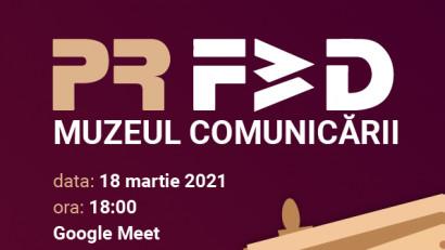 PR Forward Nr. 13 - Comunicarea este o artă