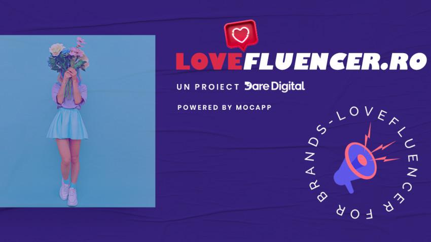 Dare Digital și MOCAPP au făcut lipeala a peste 150 de branduri cu influencerii potriviți, în luna îndrăgostiților