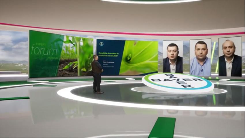Agricultura românească trece în virtual