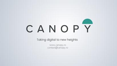 Logo animat Canopy