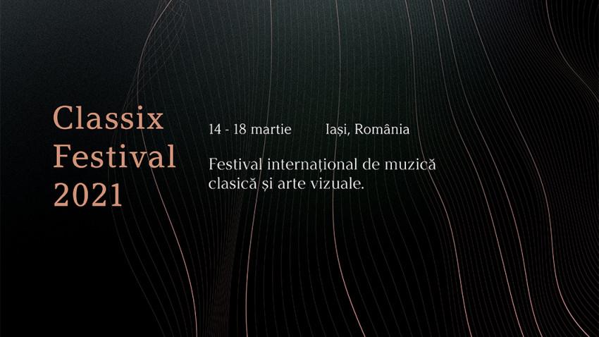 11 artiști din 5 țări prezenți la Classix Festival 2021