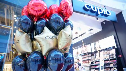Cupio sărbătorește 9 ani de frumusețe