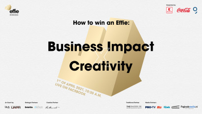 How to Win an Effie: Business Impact X Creativity
