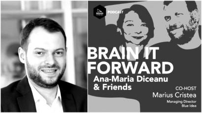 [Podcast Brain it Forward] Cum a supravietuit industria organizarii de evenimente, cu Alexandru Maxineanu, Division Manager @ Universum