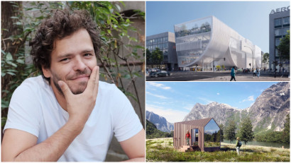 [Spațiul necesar] Gheorghe Bratu: În România, pretul pe metru patrat dicteaza designul, iar arhitectul e vazut adesea ca o stampila obligatorie ambulanta, o piedica birocratica in calea succesului