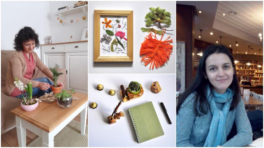 [Noii artizani] Alina & Loredana Popescu: Ne dorim o comunitate unita, care sa daruiasca atat produse prietenoase cu mediul, cat si frumos