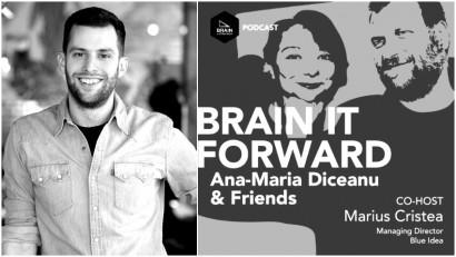 [Podcast Brain it Forward] Provocările industriei HoReCa în pandemie, cu Răzvan Crișan, cofondator @ Kane Group