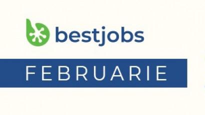 BestJobs: În februarie candidații din București, Timiș, Cluj, Brașov și Iași au fost cei mai activi în căutarea unui nou loc de muncă. Joburile remote continuă să fie la mare căutare