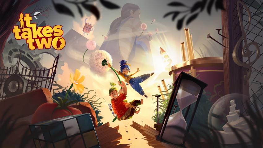 EA și Hazelight lansează astăzi It Takes Two, un nou joc action-adventure, disponibil exclusiv în modul co-op