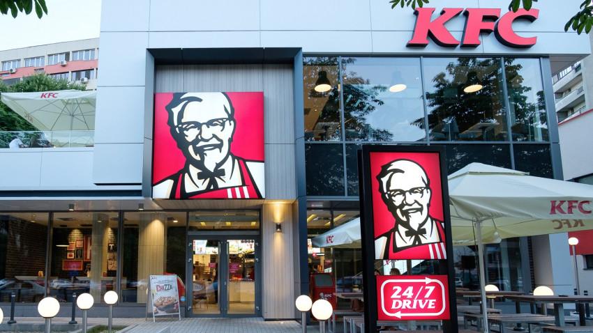 Experiență 100% touchless la KFC.Sistemul de kiosk touchless este acum disponibil în 15 restaurante din București