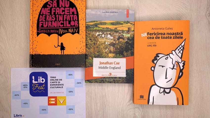 LibFest, maraton pentru iubitorii de carte - 130 de lansări și dialoguri cu autorii momentului. Programul complet al târgului de carte organizat de Libris.ro