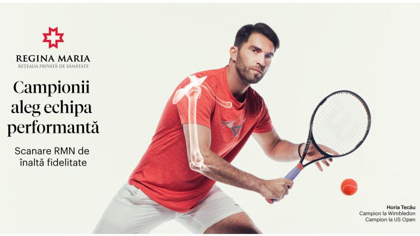 Sportul de performanță fără imagistica precisă e ca marketingul fără agenție de publicitate