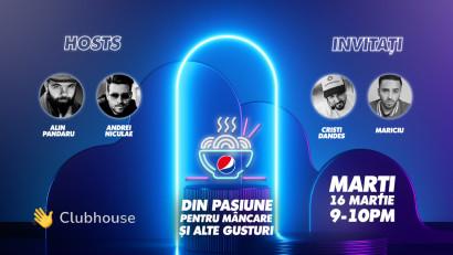 Pepsi România își dă întâlnire cu fanii în cel maiexclusivist club din oraș – Clubhouse