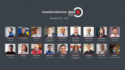 A fost ales noul Consiliul Director și Președintele BRAT pentru mandatul 2021-2023