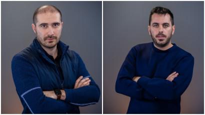 Vlad Mihălăchioiu & Cristian Brînză: Antreprenorii au simțit cu atât mai mult nevoia de a socializa, în special cu persoane care se aflau într-o situație similară