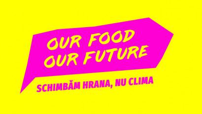 Rețete pentru Planetă, ediția a II-a.Schimbăm hrana, nu clima