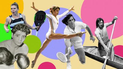 #Podcast: TOP 10 momente sportive importante din istoria României