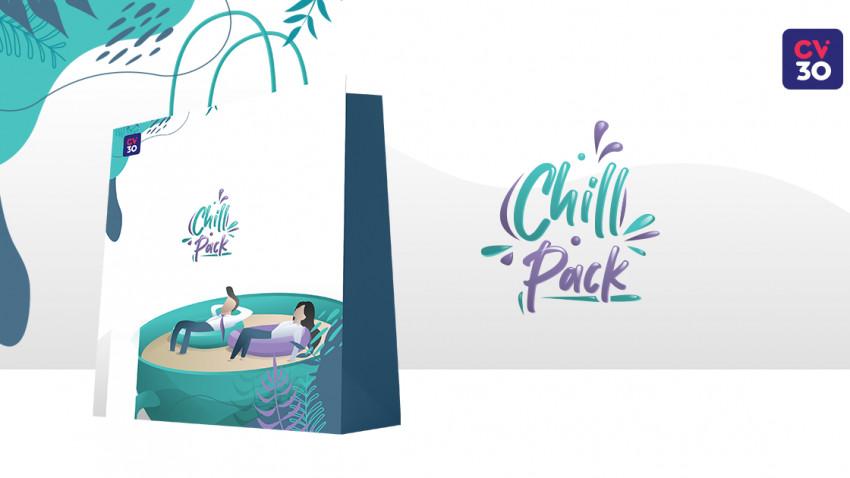 Chill Pack - campania care invită brandurile să ofere un moment de relaxare profesioniștilor din companii