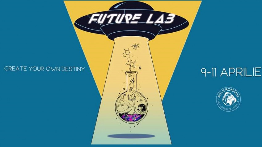 Future Lab – Create your own destiny