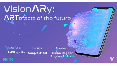 Visually Speaking #1 – VisionARy: ARTefacts of the future