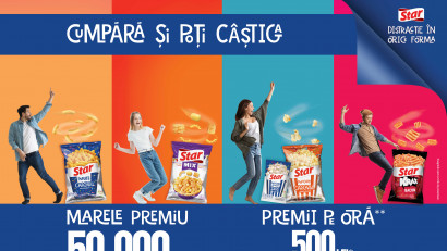 Star Romania - Cumpara si poti castiga (KV)