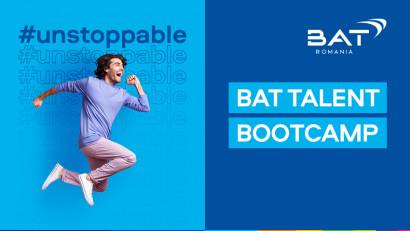 BAT România organizează BAT Talent Bootcamp, programul accelerat de orientare în carieră