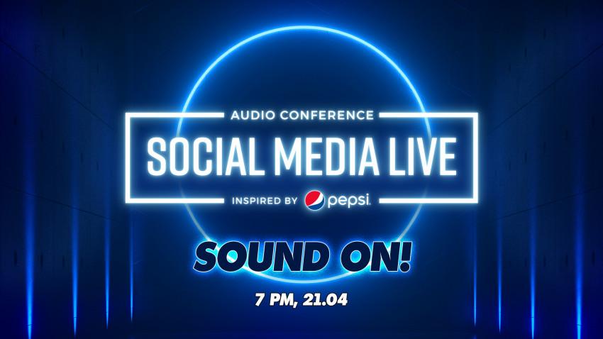 Pepsi, partener de conversație și dezbatere pe Clubhouse, la Social Media Live