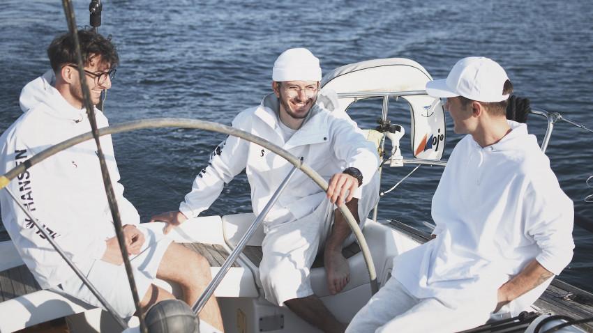Alexandru Burcea, GOLAN: Ne-am dat seama că vrem să ne petrecem cât mai mult timp pe apă, atunci când nu sunt festivaluri sau concerte