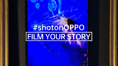 #OPPOReno5 - FilmYourStory