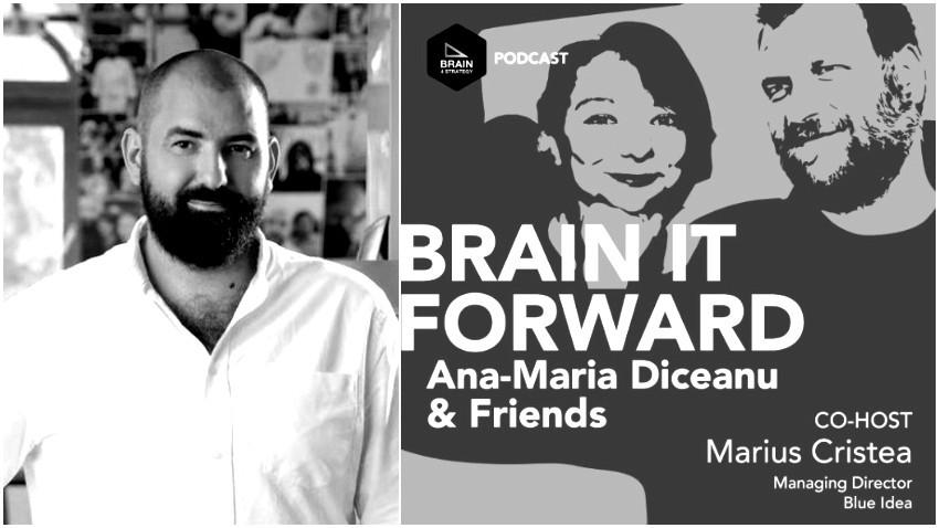 [Podcast Brain it Forward] Cum a schimbat pandemia calitatea mancarii. Cu Adi Hădean