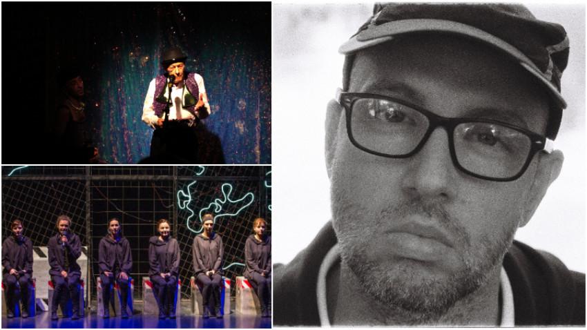"""David Schwartz: Teatrul """"nostru"""" politic își propune să își asume poziții incomode în raport cu discursul dominant"""