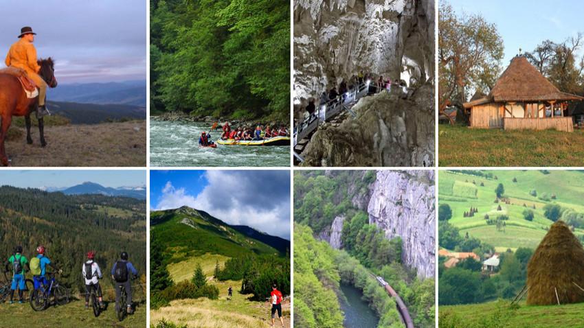 Ascultă-ți vacanța.Țara Dornelor, izvorul tău de verde și Pădurea Craiului, porția ta de aventură