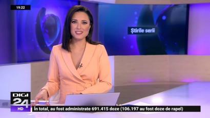 [Oameni de TV] Oana Zamfir: Fake news-ul e peste tot în contextul actual, așa că e nevoie de mult discernământ, multă energie și concentrare