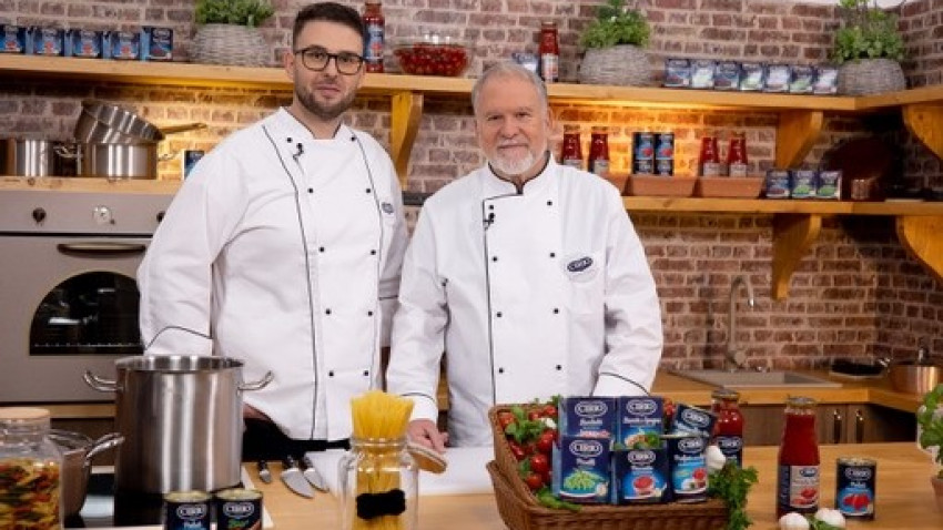 Foodwise Marketing semnează campania #Gătește Italienește! pentru brand-ul Cirio