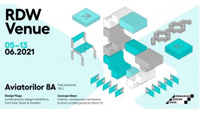 IQOS se alătură Romanian Design Week 2021
