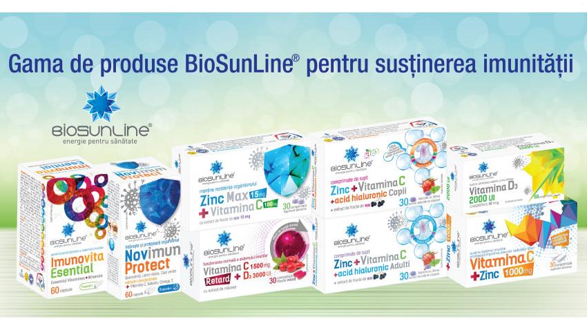 Brandul BioSunLine® își consolidează poziționarea la nivel național susținut de WhitePR