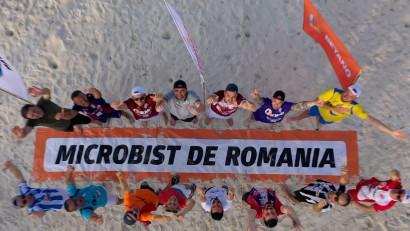 Începe Microbist de România, primul show cu suporteri, pentru suporteri